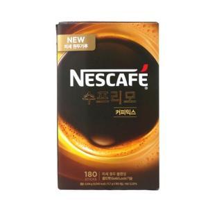 [메가마트] 네스카페 수프리모 커피믹스 180T