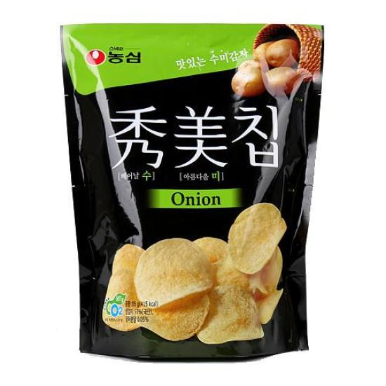 [메가마트] 농심 수미칩 어니언 85g
