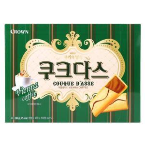 [메가마트] 크라운)쿠크다스(커피)288g