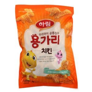 [메가마트] 하림)용가리치킨(대용량)1kg
