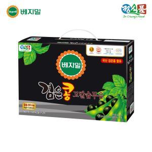 ★특별기획★ [정식품] 검은콩두유 고칼슘베지밀 190ml×24팩 (최대구매수량:4개)