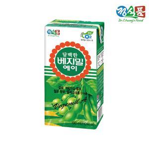 [정식품] 베지밀 담백한A 190ml×48팩