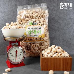 [총각네] 총각네 강냉이 (NON-GMO, 無사카린 옥수수 뻥튀기)