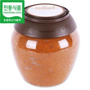 옹고집 호박보리된장 3Kg