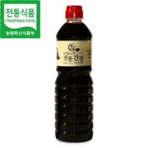 [전통식품 품질인증관] 광이원 우리콩으로 만든 전통간장 0.9L