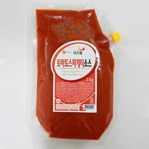 이츠웰 뉴 토마토 스파게티소스 2kg /냉장