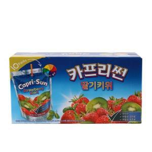 [메가마트] 카프리썬(키위딸기맛)200ml*10개