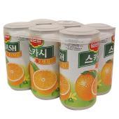 [메가마트] 스카시 50% 오렌지주스(캔)180ml*6개