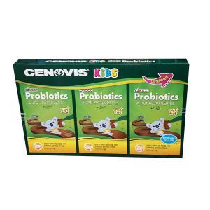 [코스트코] CENOVIS 키즈 스노우 프로바이오틱스 40개