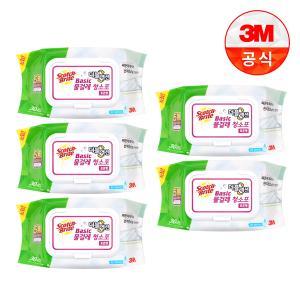[3M]베이직 막대걸레용 물걸레청소포 150매