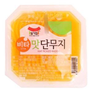 [메가마트] 일미 비타 맛단무지 250g250g