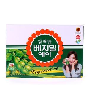 [메가마트] 정식품 담백한 베지밀A 190ml*24입