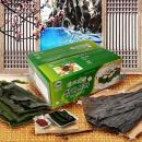 완도산 다시마로 만든 염장 쌈다시마 4kg(2kg 2박스)