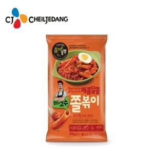 [CJ][냉장]즐거운동행 밀당의고수 쫄볶이 470g
