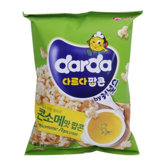 [메가마트] 커널스 팝콘 콘소메맛 80g