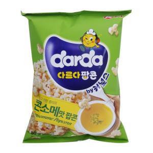 [메가마트] 다르다 팝콘 콘소메맛80g