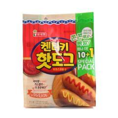 [메가마트] 롯데햄 켄터키 핫도그 770g