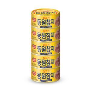 [동원] 라이트스탠다드 참치 85g*5캔