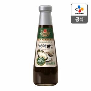 [CJ]백설 남해굴소스 350g