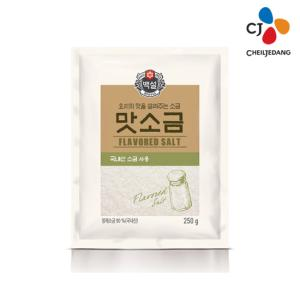 [CJ]맛소금 250g