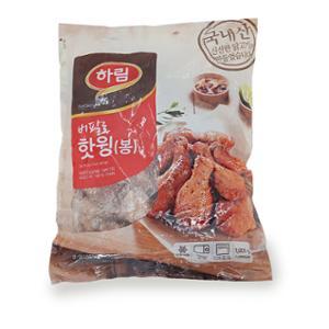[코스트코 냉장냉동] 하림 버팔로 핫윙(봉) 1KG