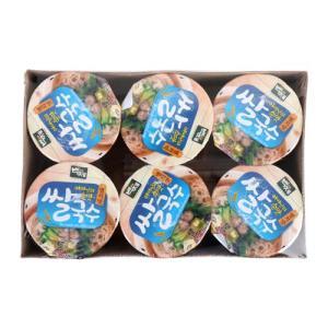 [메가마트] 멸치맛 쌀국수 6입기획 58g*6