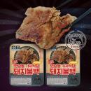 ★MD추천+무배기획★ 떳다! 연남동 기사식당 돼지불백 500g(2인분)*4팩