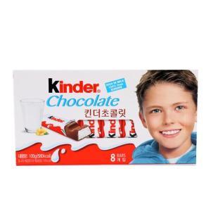 [메가마트] 킨더 초콜릿 T-8100g