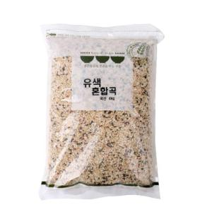 [메가마트] 유색혼합곡 4kg/ 국내산4kg/봉