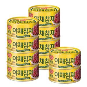 [동원] 야채 참치 150g*10캔