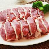 무항생제로 키운 오리 생육슬라이스 1kg