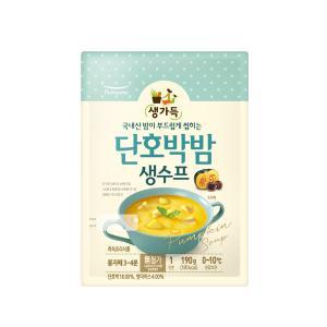 [풀무원]단호박밤 생수프 (1인분)