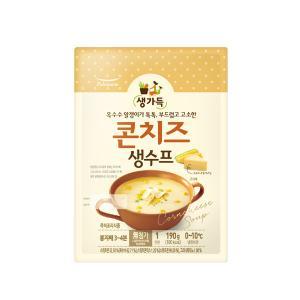 [풀무원]콘치즈 생수프 (1인분)