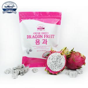 [베리필드]아이스 용과 1kg / 무설탕 / 무색소 / 무방부제 /  용과 100%