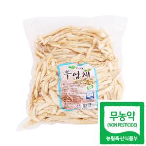 [이팜] [예약상품 D-2] 우엉채(1kg)(무농약)