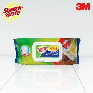 [3M]스위퍼키트 찌든때용 물걸레청소포 20매
