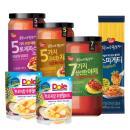 [동원] 파스타를 만들자 3종 기획세트 455g*3개 (로제+치즈+토마토)+파스타면 증정
