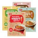 [동원] 비빔참치 볶음카레+볶음된장+불갈비맛+매콤한맛/각 80g