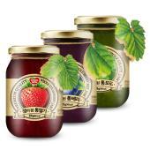 [동원] 잼이 된 통딸기+통베리+통포도 3종세트 / 각 370g