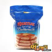 [글로벌푸드]크루스티즈 버터밀크 팬케익 믹스 4.53kg