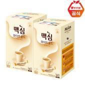 맥심 화이트 커피믹스 160TX2개/총320T
