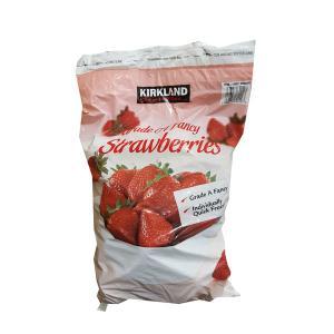 [대용량★당일배송] 냉동딸기 2.72kg / 냉동 스트로베리 (costco 판매제품)