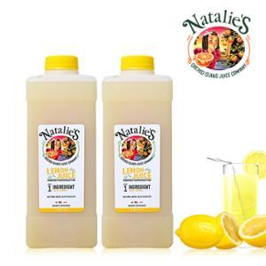 나탈리스 플로리다 레몬 착즙 주스 1L 2개입