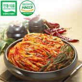 영주식품 포기김치 10kg / 어머니의 정성을 담은 봄나리김치
