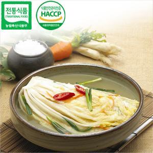 영주식품 백김치 3kg / 어머니의 정성을 담은 봄나리김치