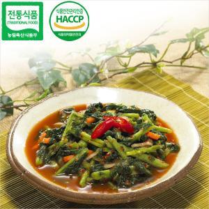 영주식품 열무김치 10kg / 어머니의 정성을 담은 봄나리김치