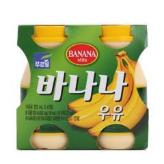 [메가마트] 푸르밀 바나나 우유 225ml*4개 /1+1
