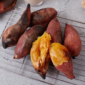 첫사랑 꿀고구마 3kg 한입크기 (개당 중량 40g~60g)