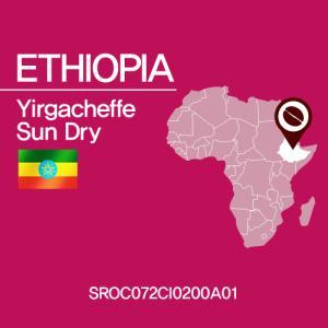 [세일즈카페] 에티오피아 예가체프 선드라이 Ethiopia Yirgacheffe Sun-Dried)(SROC071CI0500A02) 1kg 원두커피 당일 로스팅 원두출고