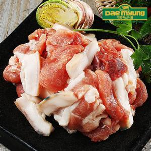 신선한 찌개용 돼지고기(500g/국내산)